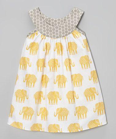 Love the little elephants! #zulilyfinds
