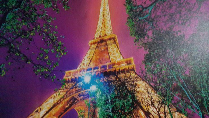 Paris akşamları