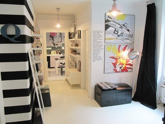 Congratulations to the Winners: The Smallest Coolest Homes of 2014! | Apartment Therapy | Think Outside the Box