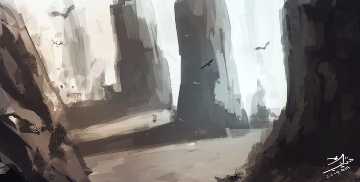 illustration speed paint
