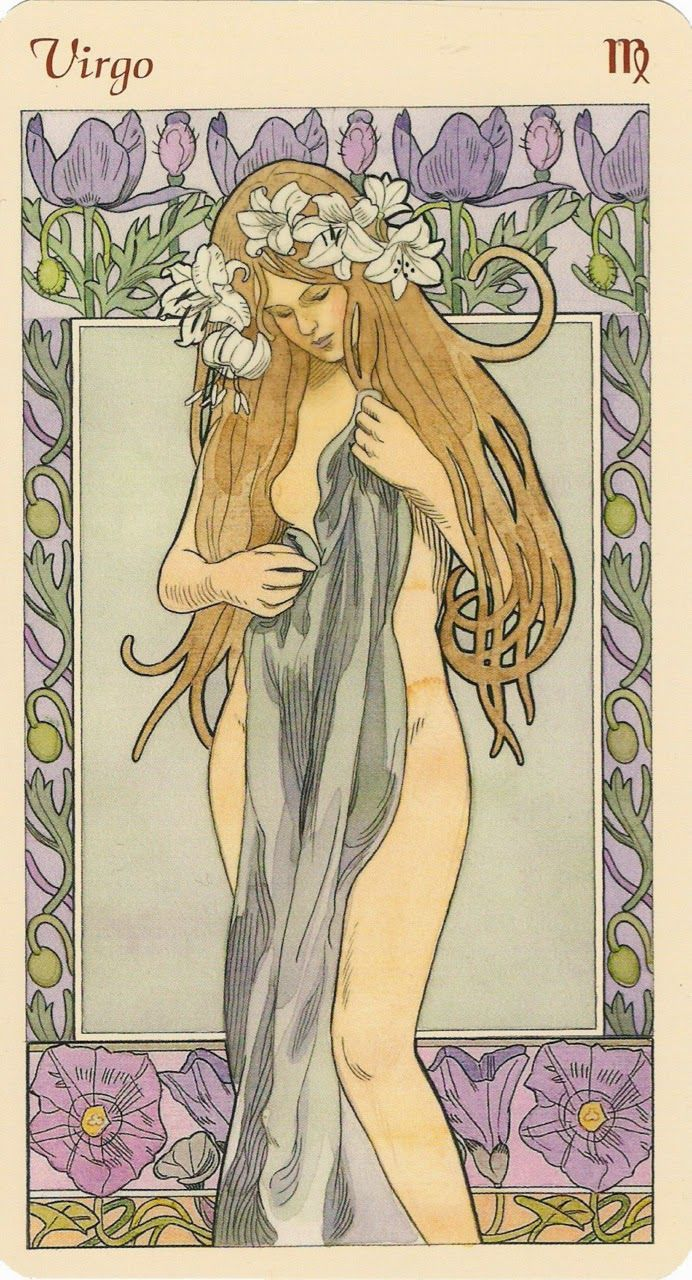 ~Virgo: The Maiden~ The Sun entered Virgo today! Click here to read the full article about the wonderful sign of Virgo!