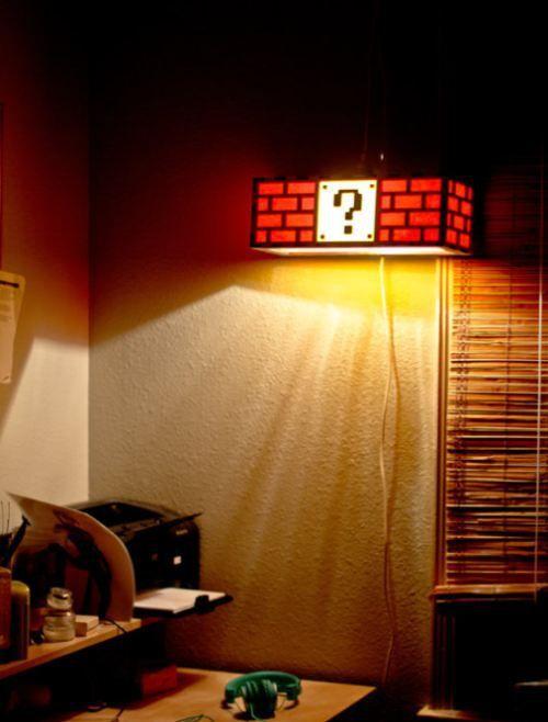 Best 20+ Geek furniture ideas on Pinterest | Geek room, Mario room ...