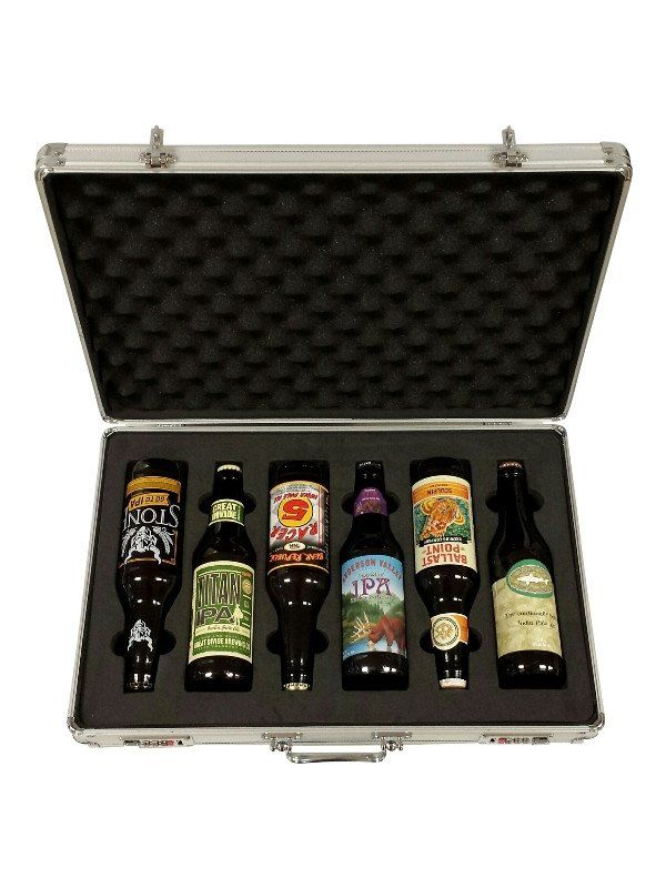 Beer Briefcase, Beer Gift, Beer Gift Baskets, Beer Baskets