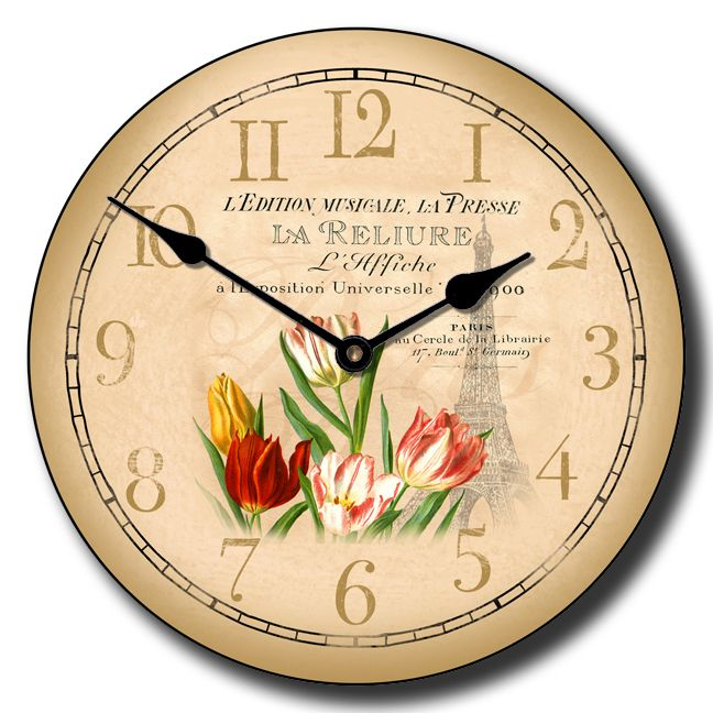 37 best Floral Clocks images on Pinterest | Floral clock, Floral ...
