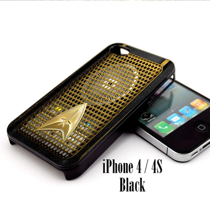 Star Trek Communicator iPhone Cases