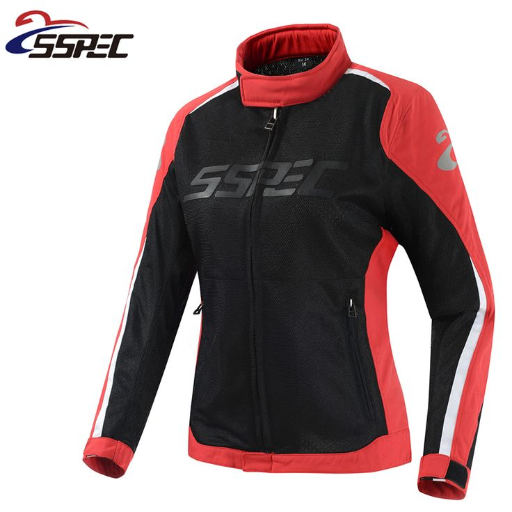 ==> [Free Shipping] Buy Best Women Motocross Jacket Summer Motorcycle Jacket breathable light Riding Tribe moto protective clothing with 5pcs protectors Online with LOWEST Price | 32826004568