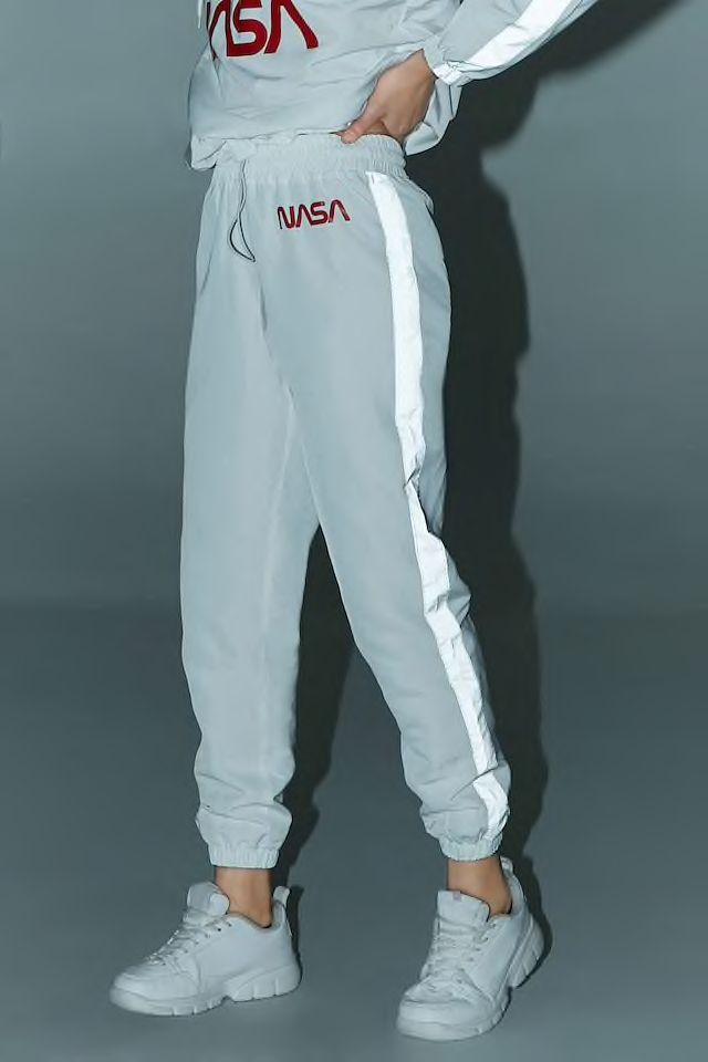 Nasa Reflective Windbreaker Joggers Moda De Ropa Ropa De Moda Ropa Juvenil De Moda