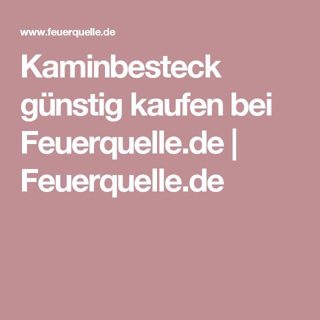 Kaminbesteck günstig kaufen bei Feuerquelle.de | Feuerquelle.de