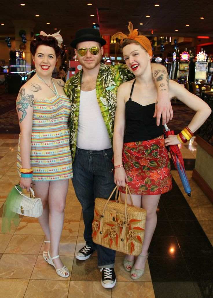 The Dos and Don ts of Las Vegas Fashion - Fashionista 1