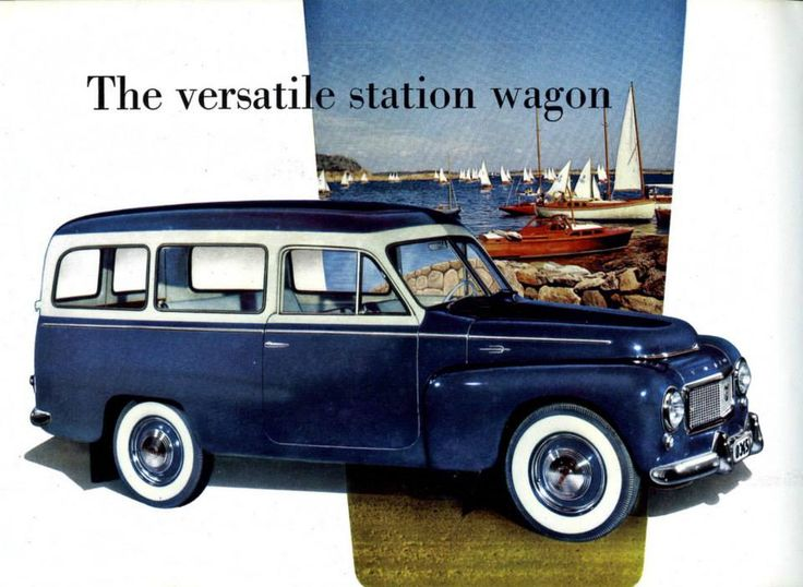 The versatile station wagon
