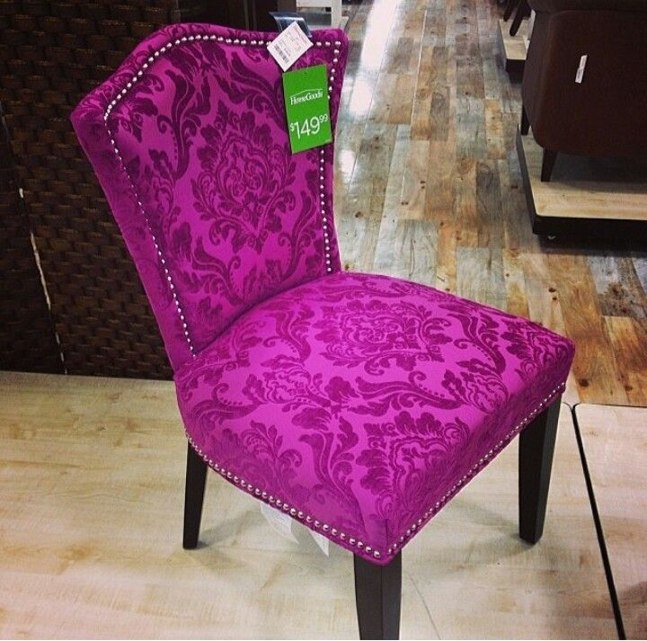48 Best Furniture Images On Pinterest Dressing Room Armchairs Fascinating Pink Vanity Chair Home Goods
