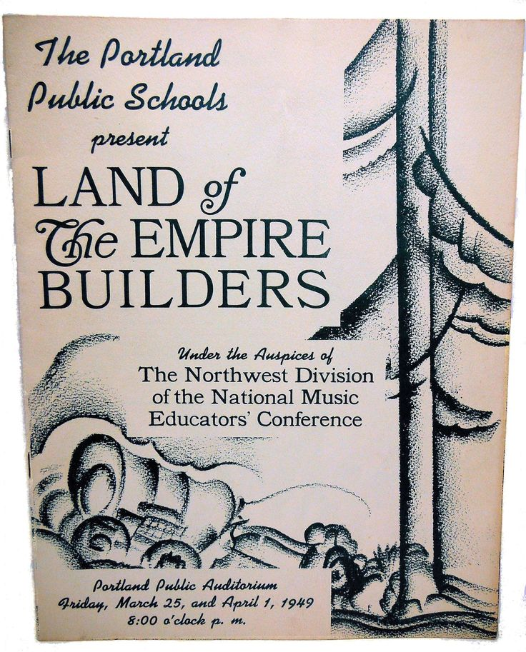 All Music Chords portland sheet music : 46 best OREGON Books & Ephemera - Antiques images on Pinterest ...