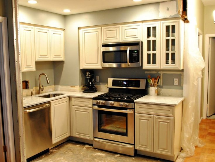 Kitchen Cabinet Ideas Small Kitchens - Best Interior Paint Brand Check more at http://www.freshtalknetwork.com/kitchen-cabinet-ideas-small-kitchens/