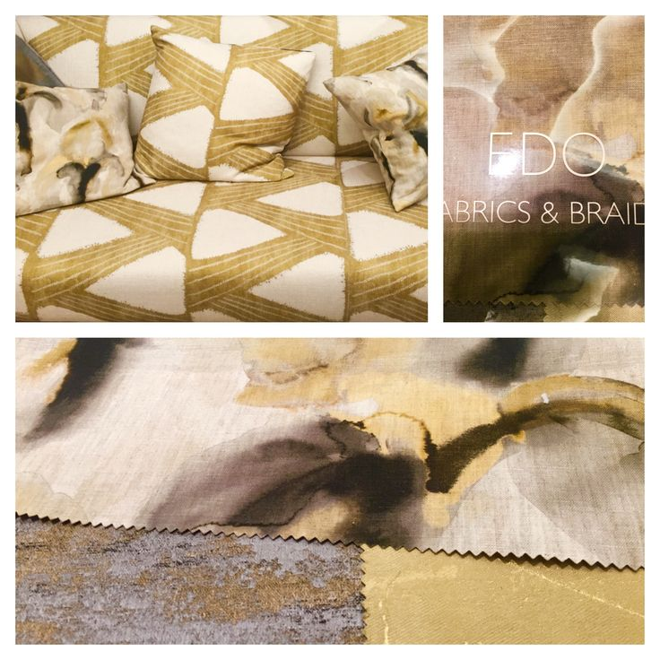 Delicate new collection inspired by Japanese design. Natural linens & lightweight silks @ZoffanyFW #LDW16 #Linens