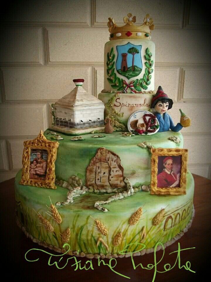 torta Spinazzola