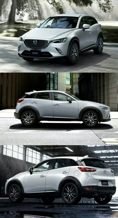 Mazda CX-3, soon to be my new ride