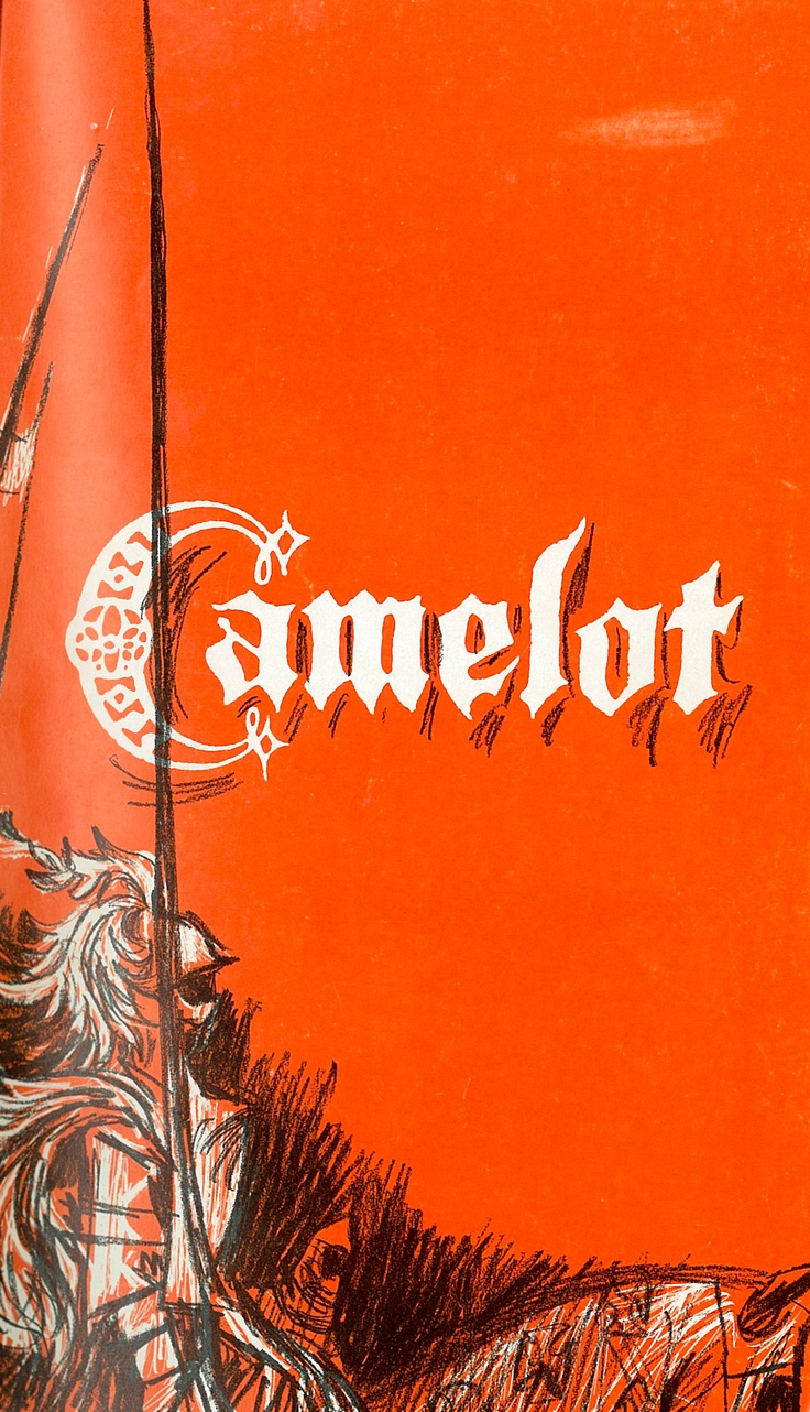 Opening of O'Keefe Centre with premiere of Camelot w/Canada's Robert Goulet in role of Sir Lancelot. 1960.