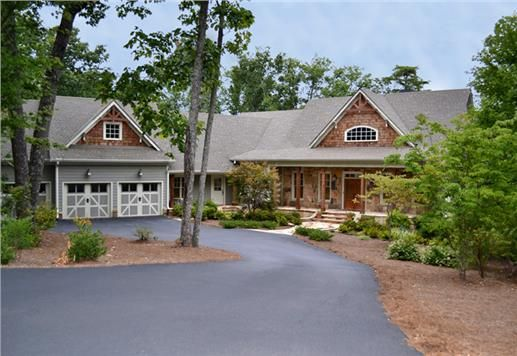 This House Plan Is A Wonderful Mountain Retreat With A