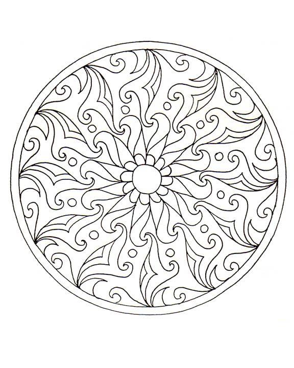 164 best images about mandalas on pinterest. Black Bedroom Furniture Sets. Home Design Ideas