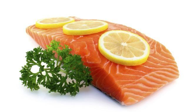 Agar Kulit Sehat Cerah Alami : Ikan Salmon