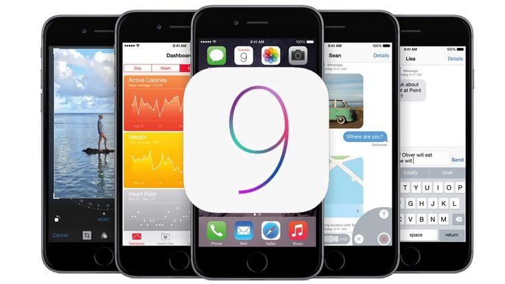 Top 9 Features Offered By The Apple iOS 9 — Medium