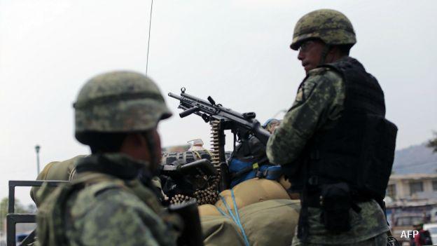¿Por qué las Fuerzas Armadas de México no informan sobre los muertos civiles en enfrentamientos?