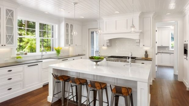 If you're undertaking a kitchen remodel in your 'forever home', think about future maneuverability and access issues.