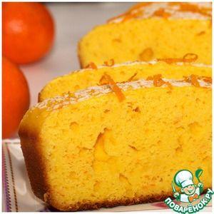 Творожно-кукурузный пирог