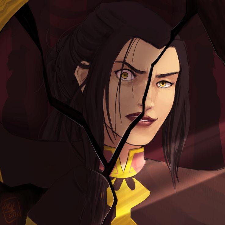 Avatar Art: Azula By Aer-dna.tumblr.com