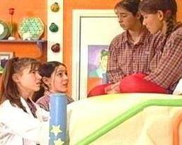 Las chicas en Chiquititas 1998