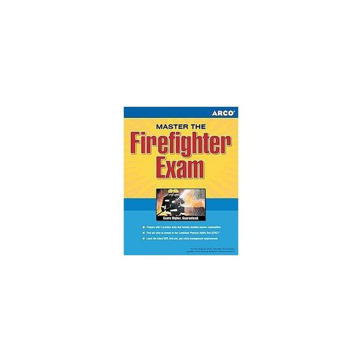 Peterson's Master the Firefighter Exam ( Master the Firefighter Exam) (Paperback)
