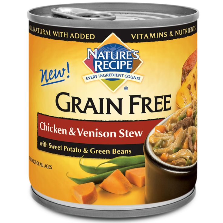 All Ages Natures Recipe Dog Food
