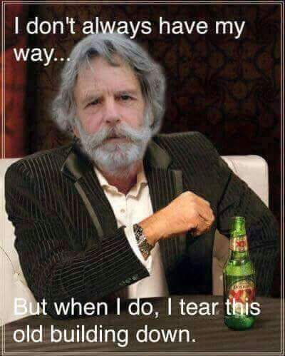 Bob Weir. Via Grateful Dead Everyday on Facebook