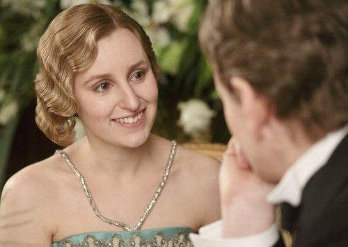 #DowntonAbbey Lady Edith (Season 4)