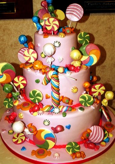 Sweet Art Cake Design Hawkes Bay : 256 best images about Lollipop   Candyland   Sweet Shoppe ...
