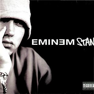 """""""Stan"""" by Eminem, Listed as number 296 on RollingStone's 500 Greatest Songs of all Time"""