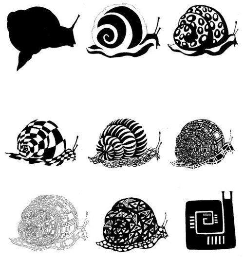 Картинки по запросу стилизация природных форм упрощение архитектурных сооружений