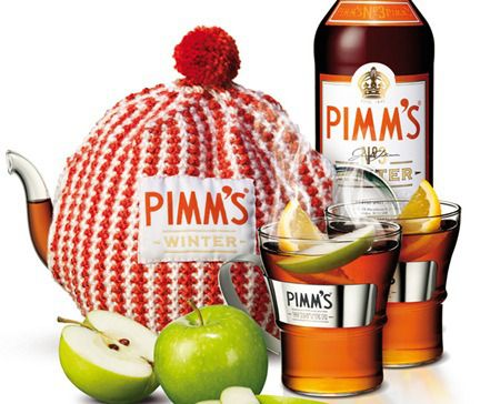 winter pimms!