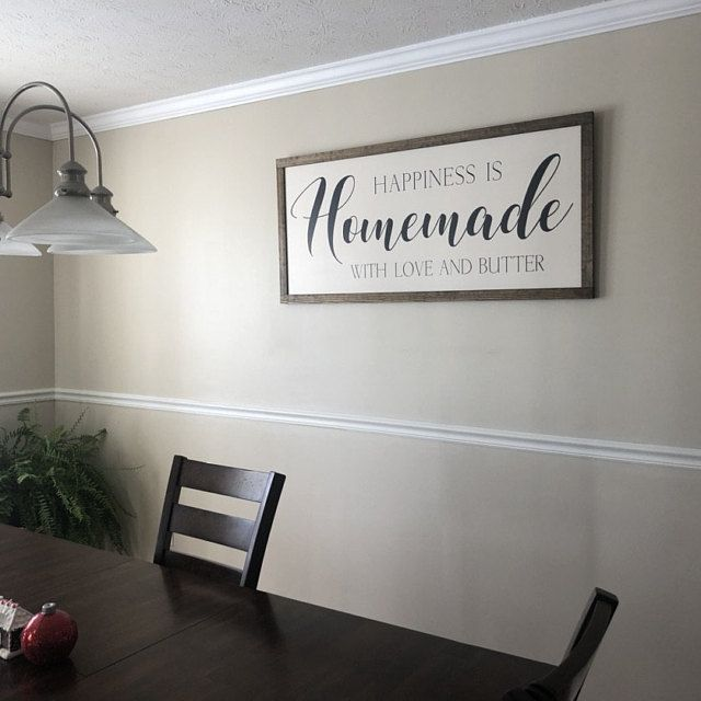 Pin On Plaques, Dining Room Signs