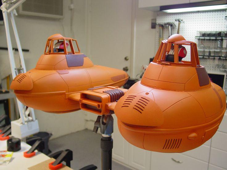 Star Wars Studio Scale Vehicles