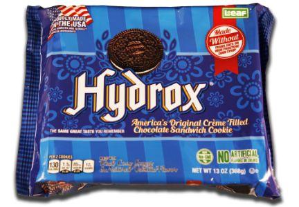 Clean label Hydrox cookies