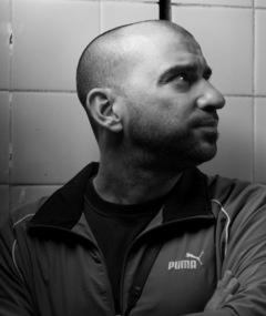 Pablo Trapero. Argentine film director.