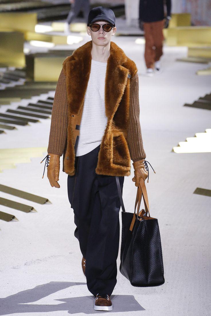 Ermenegildo Zegna Fall 2017 Menswear Fashion Show