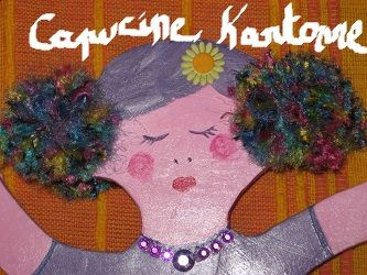 Capucine Kartonne
