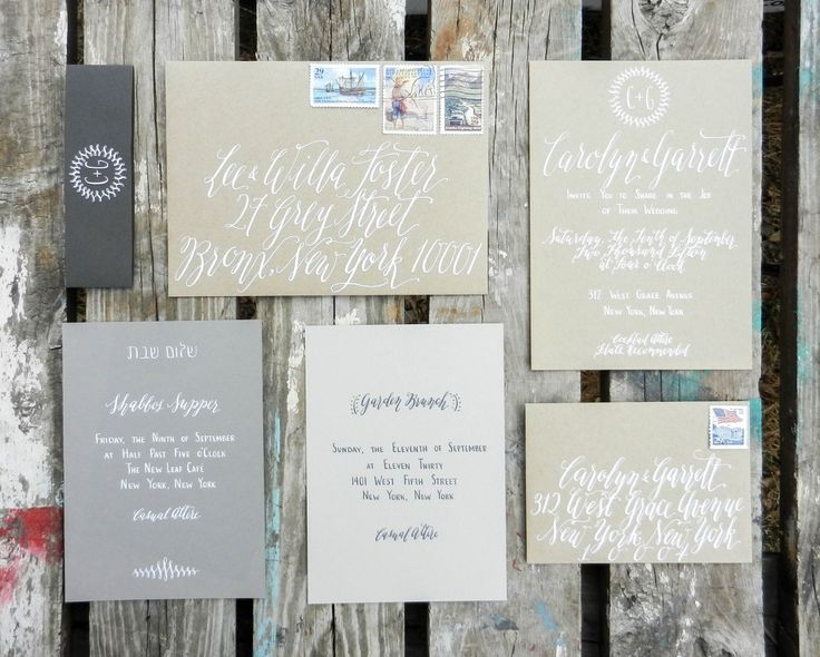 1000 Ideas About Wedding Invitation Keepsake On Pinterest: 1000+ Ideas About Handwritten Wedding Invitations On