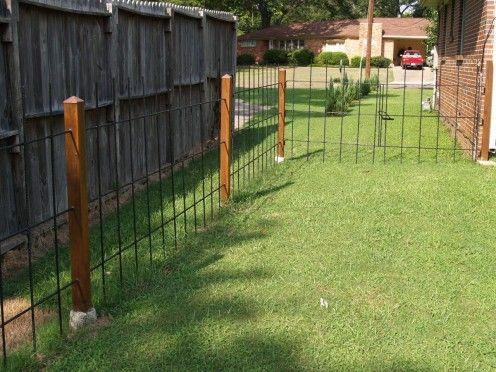 Diy Dog Fence Outdoor Cheap