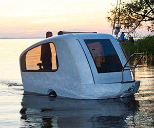 Amphibious Trailer $20,500.00