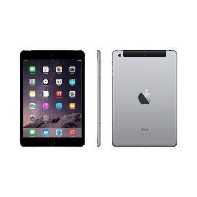 Apple iPad Mini 3 16GB Wi-Fi + Cellular - Space Gray