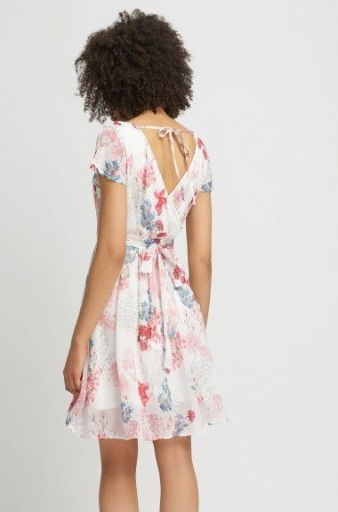 Virágmintás sifon ruha | ORSAY - 8000
