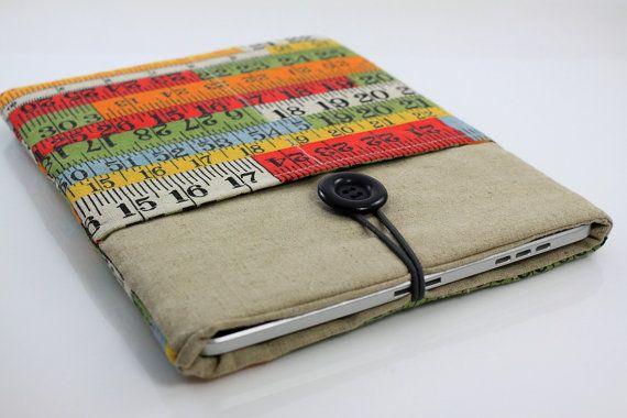 Cover iPad caso iPad Sleeve iPad imbottita con tasche di PinkOasis